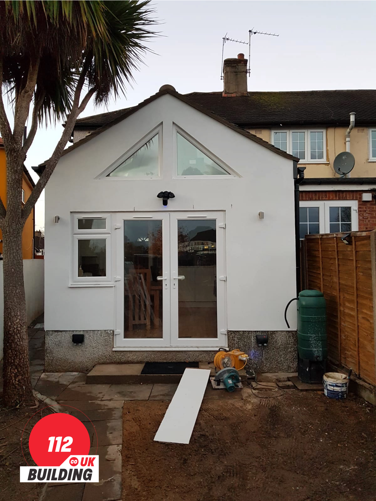 Extension builders in London
