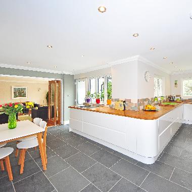 Kitchen refurbishment in London