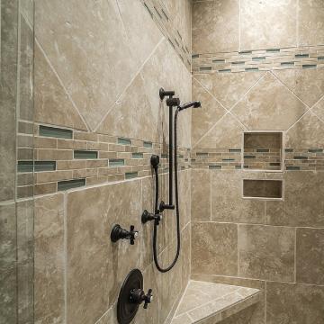 Shower renovation in London